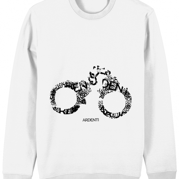 Cuffin Season Jumper (White)