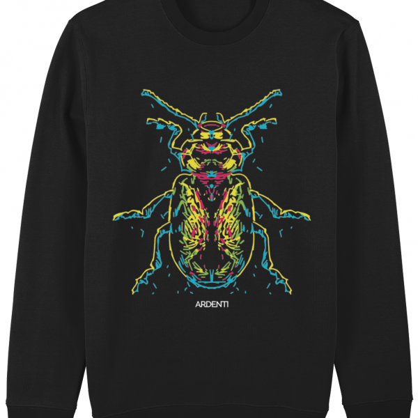 Beetle Jumper (Black)